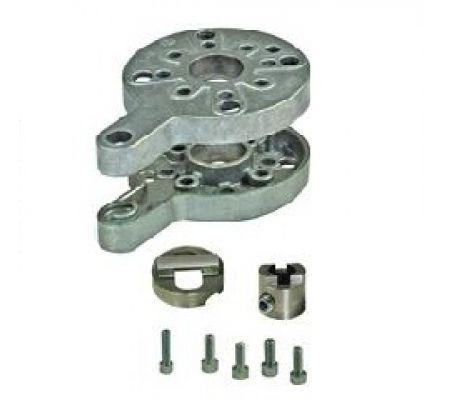 ask33n монтажный комплект для установки приводов sal.. на клапаны vkf41.. siemens BPZ:ASK33N
