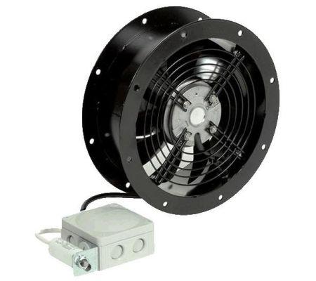 ar 450d4-2 осевой вентилятор systemair AR 450D4-2