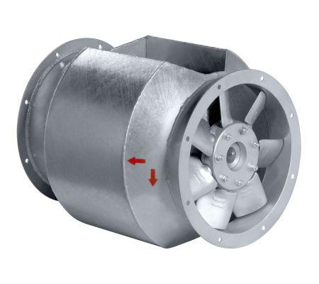 axcbf 315d2-30 осевой вентилятор systemair AXCBF 315D2-30
