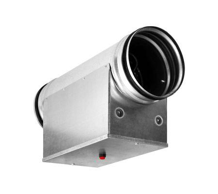 ehc 200 - 2,4 / 1 электрический канальный нагреватель shuft EHC 200 - 2,4 / 1
