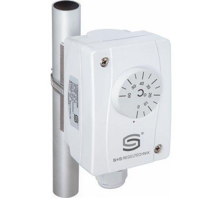 Накладной одноступенчатый терморегулятор ALTR-5 S+S Regeltechnik