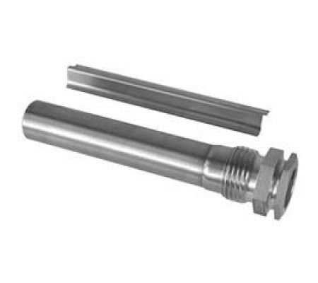 alt-ds100j защитная гильза, 100 мм, g 1/2, lw15, нержавеющая сталь v4a siemens BPZ:S55700-P146