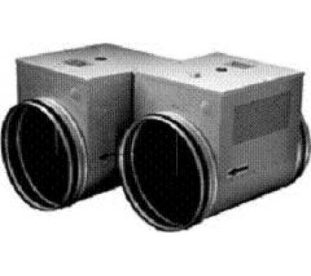 eka / kn 250-9,0-3f электрический канальный нагреватель dvs EKA / KN 250-9,0-3f