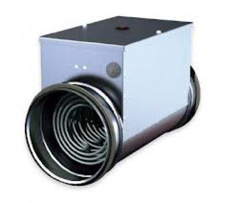 eka / kn 125-1,5-1f электрический канальный нагреватель dvs EKA / KN 125-1,5-1f