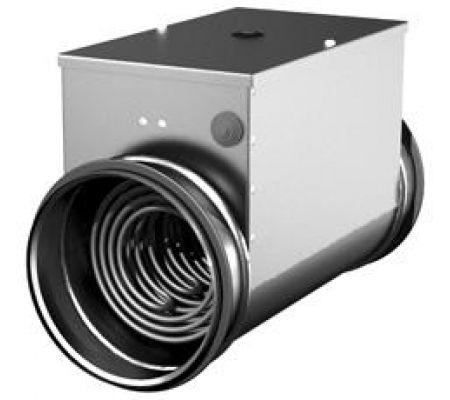 eka 125-1.2-1f электрический канальный нагреватель salda EKA 125-1.2-1f