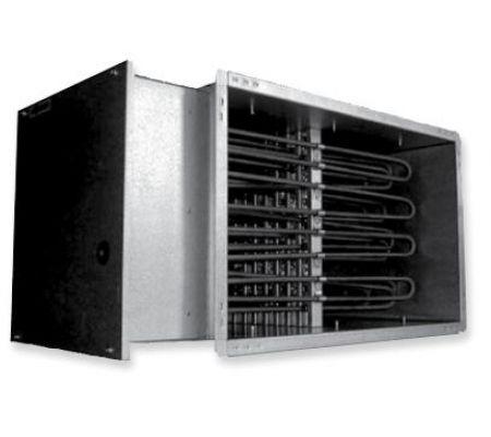 eks 500x250-12 электрический канальный нагреватель salda EKS 500x250-12