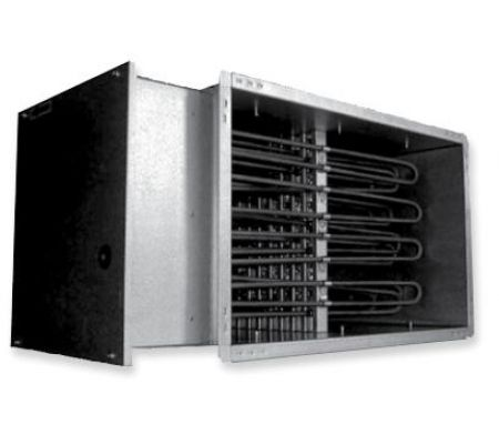 eks 500x250-24 электрический канальный нагреватель salda EKS 500x250-24