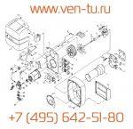 Газовый фильтр запальника 10, 13 Pilot (Immergas)