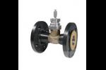 FRS40-6,3 Клапан двухходовой для централизованного теплоснабжения