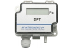 DPT2500-R8-AZ арт. 103.007.025 Преобразователь дифференциального давления 8 диапазонов от 0…100Па до 0…2500Па