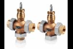 ETRS15-1,0 Регулирующий клапан 3-х ходовой
