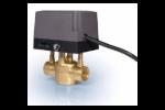 DFCM-325X Трехходовой седельчатый клапан