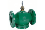 NTVS32-16 Двухходовой седельчатый клапан